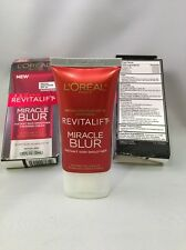L'oreal Revitalift Miracle Blur Instant Skin Smoother-Original SPF30 1.18OZ
