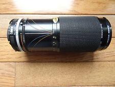 Nikon Nikkor 35-200mm F3.5-4.5 Macro Lens