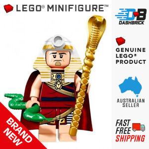 Genuine LEGO® Minifigures - King Tut - Batman Movie Series - BRAND NEW