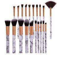 Professional Cosmetic Makeup Brush Set Eyeshadow Foundation Brushes 4-10Pcs