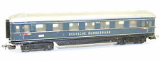 Märklin Spur H0 346/6 D-Zug Schürzenwagen blau der DB  (JL6608) o.