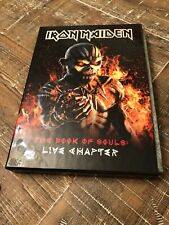 The  Book of Souls: Live Chapter by Iron Maiden 2 Cd Free Shipping