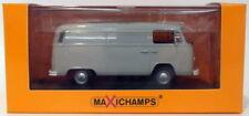 Voitures, camions et fourgons miniatures gris MINICHAMPS VW