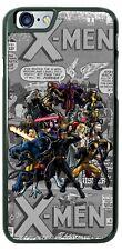 X-Men Superheroes Characters Phone Case fits iPhone Samsung Google LG etc.