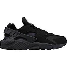 Nike Mens Air Huarache Running Shoe - Black   White   White/Black   UK 6 - 10