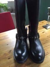 Unisa Stiefel in schwarz NEU Größe 37