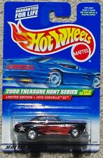 Hot Wheels - Treasure Hunt - 1970 Chevelle SS w/Real Riders tires, new mint