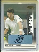 ALEX BOGDANOVIC AUTO 2007 ACE AUTHENTIC