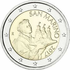 San Marino 2 Euro 2017 Der Heilige Marinus Münze prägefrisch