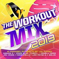 The Workout Mix 2019 [CD]