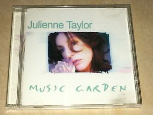 Julienne Taylor – Music Garden CD incl. All Out Of Love, Song To The Siren