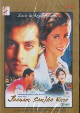 JAANAM SAMJHA KARO - ORIGINAL 21ST CENTURY BOLLYWOOD DVD - Salman Khan, Urmila.