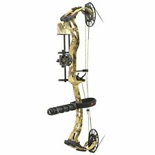 Pse Ferocity Rts Pro Compound Bow Package Right Hand 60 lb 1813Fhrkh2960 Kryptek