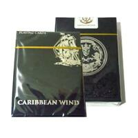 Caribbean Wind Playing Cards Limited Edition Rare Deck Metallic Ink