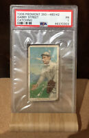 T206 Gabby Street Catching PSA 1 - Rare Factory 42 Piedmont - 1 Of 4 Graded PSA