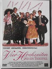 """Vier Hochzeiten und ein Todesfall - Hugh Grant, """"Mr. Bean"""" Rowan Atkinson"""