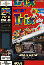 Trix Star Wars Aotc Droids Collector Card Empty Cereal Box Mexican 816g