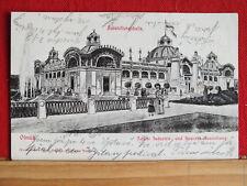 AK - Olmütz / Olomouc - 2. Industrie + Gewerbeausstellung - gel 1902   m1