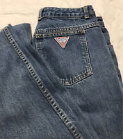1990s Guess Vintage Jeans Mom Dad Retro Light Wash