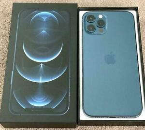 Good As New! Apple iPhone 12 Pro 256GB Blue - Factory Unlocked, Complete