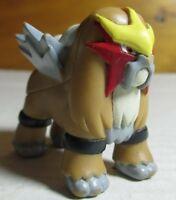 2000 Authentic Pokemon Entei Figure Gotta Catch Them All Nintendo Bandai