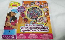 It's So Me! Bottle Cap Jewelry Kit Over 500 pieces Ages 6+ New