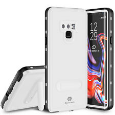For Samsung Galaxy Note 10 9 S8 S9 S10 Plus Life Waterproof Case with Kickstand