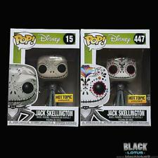 Funko Pop! Jack Skellington Sugar Skull Floral Nightmare Disney Hot Topic Pop
