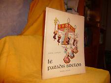 Corlay JanigLE PARADIS BRETON Enfantina Bretagne Rare