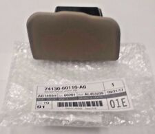 LEXUS OEM FACTORY PASSENGER REAR DOOR ASHTRAY 2003-2009 GX470 (IVORY / TAN TRIM)