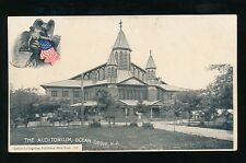 USA  New Jersey OCEAN GROVE Auditorium c1902 u/b PPC