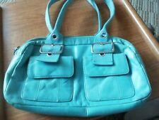 Franco Sarto Handbag Mint Green Medium Tote VGC