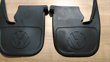 Genuine Volkswagen T4 Transporter Rear Mudflaps 1996 > 2003