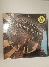 BEATLES ABBY ROAD L.P. PICTURE DISK Album Factory Sealed .