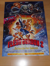 FLESH GORDON 2 - SCHANDE DER GALAXIS - Video Poster A1 ´91