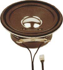 Massoth 8241010 Lautsprecher 57mm Durchmesser, 3Watt, 8 Ohm   Neuware