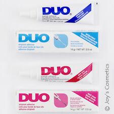 """2 DUO Striplash Adhesive Waterproof Eyelash glue 14g """" White & Dark Set """"*Joy's*"""