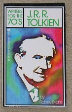 Writers for the 70's - J.R.R. Tolkien by Robley Evans - pb