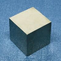 AAA  Large Pyrite Cube Natural Crystal 3.25cm/1.3in  171g/6.032oz BK-0056