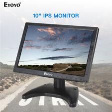 "10.1"" IPS Monitor 1280x800 Resolution Support HDMI VGA BNC AV Input for PC CCTV"
