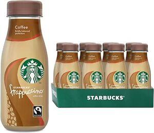 Starbucks Fairtrade Frappuccino Coffee | 8 x 250ml - NEW