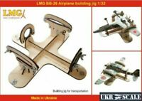 LMG BB-26 - 1/32 Airplane building for plastic models, Laser Model Graving