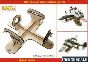 LMG BB-26 - 1/32 Airplane building for plastic models, Laser Model Graving