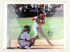 Autographed Benji Molina Angels Photograph 13516 w/ Certificate of Authenticity