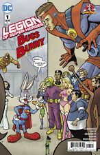 Legion of Super-Heroes/Bugs Bunny Special #1 Ty Templeton Variant DC Comics 2017