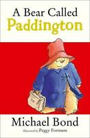 A Bear Called Paddington by Michael Bond Paperback NEW Book