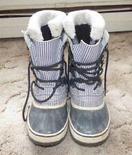 Women's Sorel Waterproof Snow Boots size 8