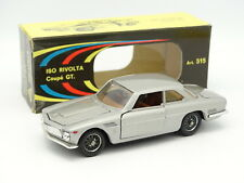 Politoys Licence Solido 1/43 - ISO Rivolta Coupe GT Grise 515