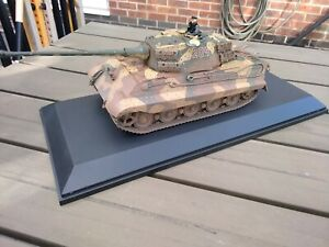 Tamiya King Tiger Ardennes Offensive 1/35 scale 35252 BUILT