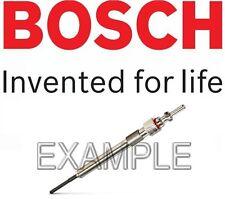 BOSCH Glow Plug SET 5pcs Fits AUDI 80 VW Caddy Transporter T3 T4 1.5-2.4L 76-98